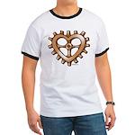 Heart-Shaped Gear Ringer T
