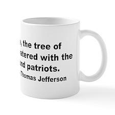 Jefferson Tree of Liberty Quote Mug