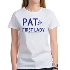Pat For First Lady Tee