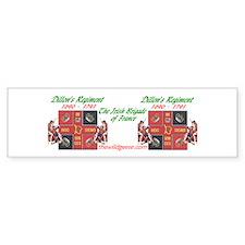 Dillon's Regiment - Bumper Bumper Sticker