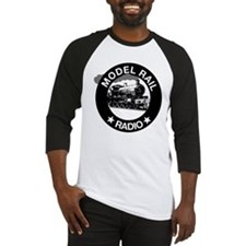 modelrailradio_logo Baseball Jersey