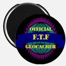 FTF Black/Purple Magnet