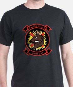 Hmm-261 Raging Bulls T-Shirt