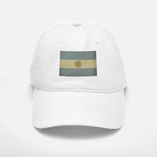 Vintage Argentina Flag Baseball Baseball Cap