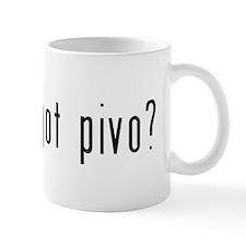 got pivo? Small Mug