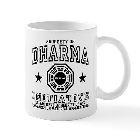 Property Dharma Mug