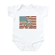 Keep the Change Infant Bodysuit