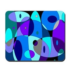 Cool Psychedelic Mousepad
