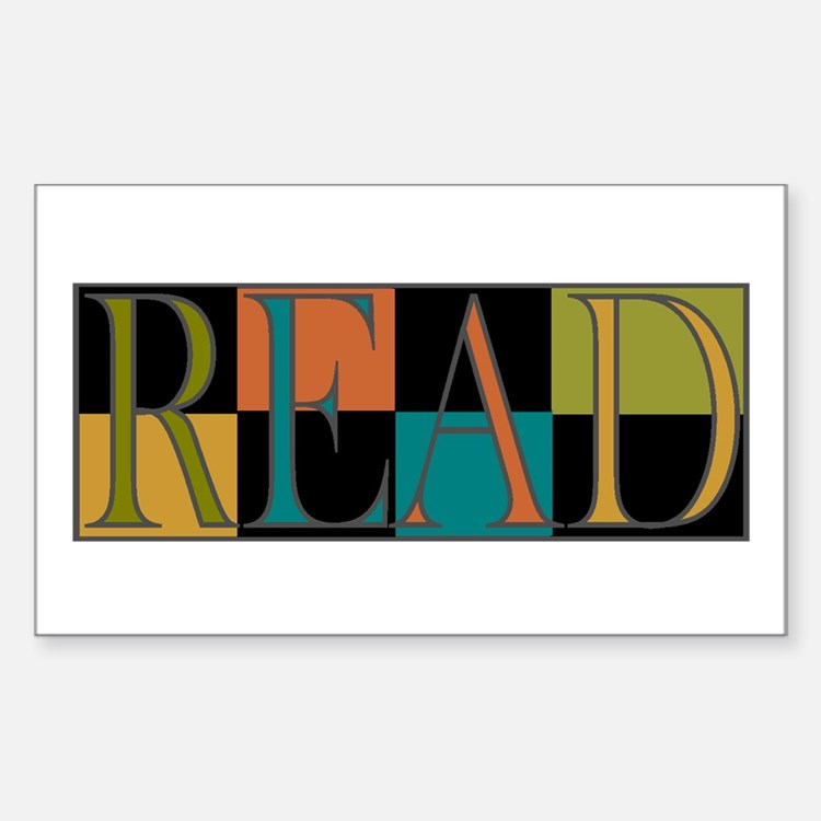 Read - 2 Decal