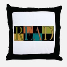 Read - 2 Throw Pillow