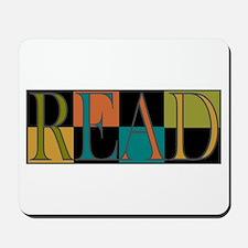 Read - 2 Mousepad