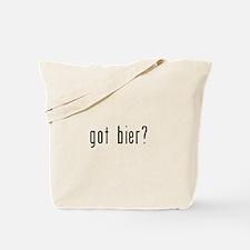 got bier? Tote Bag