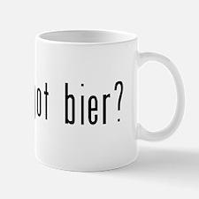 got bier? Mug