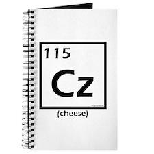 Elemental cheese Journal