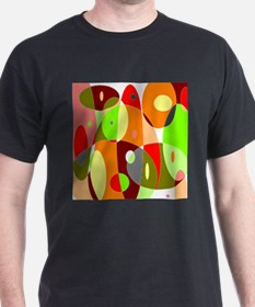 Hot Psychedelic T-Shirt