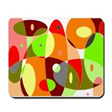 Hot Psychedelic Mousepad