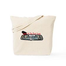Rearview Mini Tote Bag