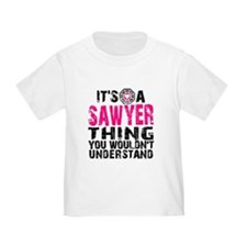 Sawyer Thing T