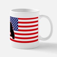 UK-US flag Mini Mug