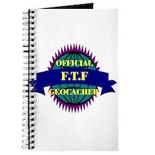 FTF Purple/ White Journal
