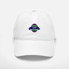 FTF Purple/ White Baseball Baseball Cap