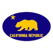 California Decal
