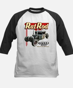 Rat Road Speed Shop - Pipes Tee