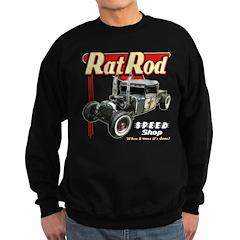 Rat Road Speed Shop - Pipes Sweatshirt