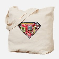Super CPU! Tote Bag