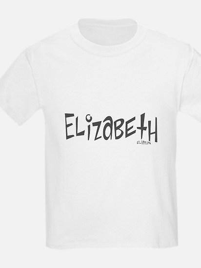 Elizabeth Kids T-Shirt