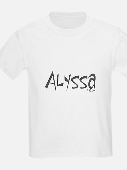 Alyssa Kids T-Shirt