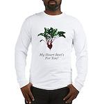 My Heart Beet's Long Sleeve T-Shirt