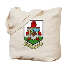 Bermuda Coat of Arms Emblem Tote Bag