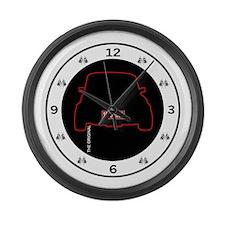 Mini & Moke Wall Clocks Large Wall Clock