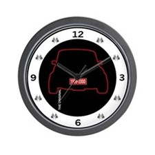 Mini & Moke Wall Clocks Wall Clock