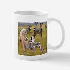 Zebra Girl Mug