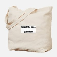 forget the box... just think Tote Bag