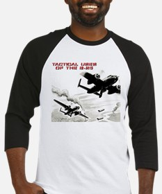 Tactical Uses of the B-25 Baseball Jersey