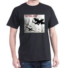 Tactical Uses of the B-25 Black T-Shirt