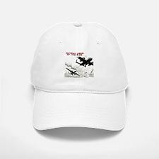 Tactical Uses of the B-25 Baseball Baseball Cap