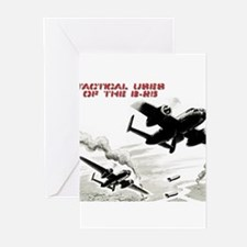 Tactical Uses of the B-25 Greeting Cards (Package