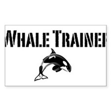 Whale Trainer Light Stickers