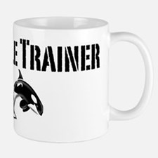 Whale Trainer Light Mug