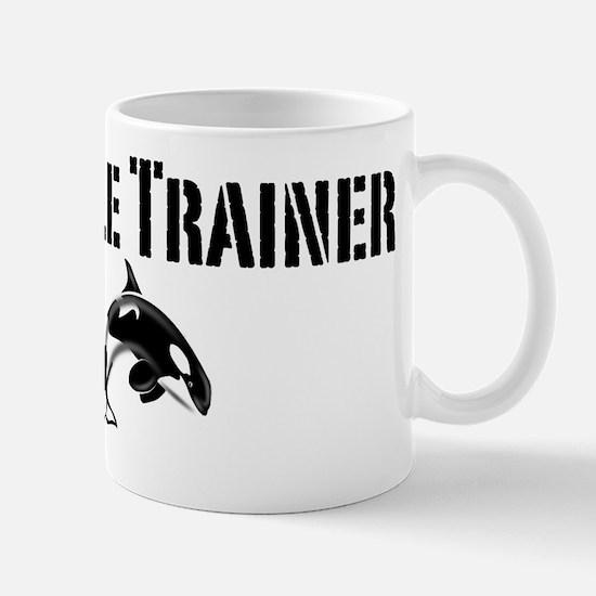Whale Trainer Light Mug