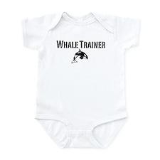 Whale Trainer Light Infant Bodysuit