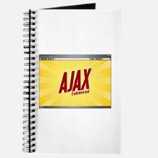 Ajax Enhanced Notebook