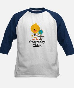 Geography Chick Tee
