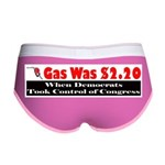 Gas Was $2.20 A Gallon Women's Boy Brief