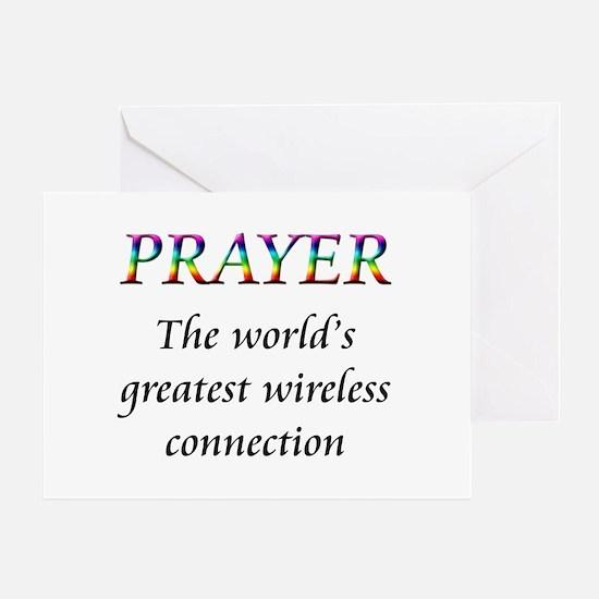 Cute Religion beliefs Greeting Card