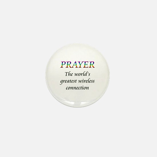 Cute Religion and beliefs Mini Button (10 pack)